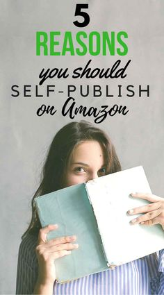 Want to learn why you should self-publish on Amazo…Edit description