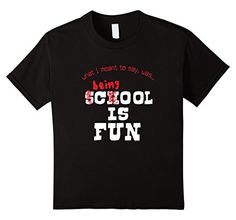 Kids What I Meant to Say School Cool Funny T-Shirt 8 Blac... https://www.amazon.com/dp/B06XQM82DD/ref=cm_sw_r_pi_dp_x_NpAZyb79KQ6XN