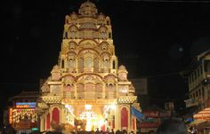 Dagadu Seth Ganpati #Temple, Pune.  #ganesha #ganeshutsav #ganeshchaturthi2015 #pune #jaiganesh #shreeganesh