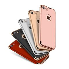 Fashionable Design Mobile Phone Protective Case Electroplated Dust-Proof Back Hard Case Cover For Iphone 7 Iphone 7 Plus, Iphone 6, Iphone 7 Cases, Phone Case, Ipad Pro, Protective Cases, Apple, Hot, Things To Sell