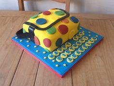 A Mr Tumble 1st Birthday Cake