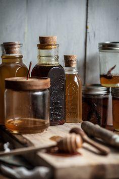 Local honey in beautiful jars | Adventures in Cooking