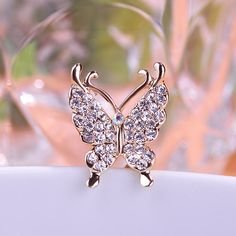 Bijoux Joias Butterfly Brooches SteamPunk Brooch Bouquet Broches Hijab Pins Broaches Perfumes Relogio Feminino Wedding Jewelry-in Brooches from Jewelry & Accessories on Aliexpress.com | Alibaba Group