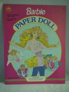 Barbie Paper Doll (1990) Barbie http://www.amazon.com/dp/B00CIOMFXG/ref=cm_sw_r_pi_dp_A.Ybub13Z415B
