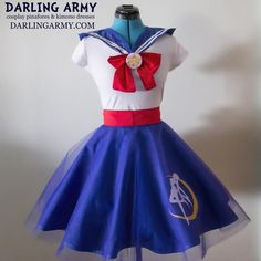 New Darling Army Pinafores For Sailor Moon, Firefly, And More [Cosplay]