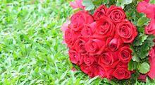1 Strauß Rosen