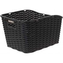 Basil Weave WP Basket - Black 22€