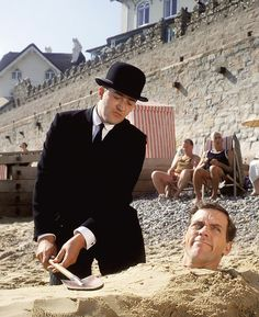 Jeeves  Wooster : one of the best series ever : Stephen Fry and Hugh Laurie