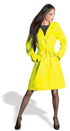 """Aqua O """"weightless"""" travel raincoat. Fits into a slim nylon envelope so you can carry it around in your bag if rain is predicted. Comes in five different colors and looks good out of the envelope! Travel Raincoat, Rain Wear, Travel Essentials, Envelope, Aqua, Dresses For Work, Slim, Bag, Colors"""