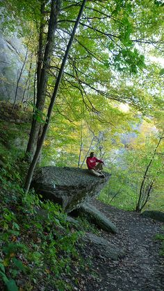 Thacher State Park, NY