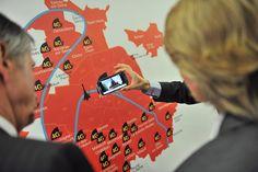 4G - conf presse Orange 9 sept 2013 _ Paris 100% couvert par la 4G d'Orange #4GOrange #4G #Orange