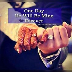 Insha'allah one day دائماً و ابداً ❤ Muslim Couple Quotes, Muslim Love Quotes, Love In Islam, Islamic Love Quotes, Muslim Couples, Muslim Brides, Qoutes About Love, True Love Quotes, Romantic Love Quotes