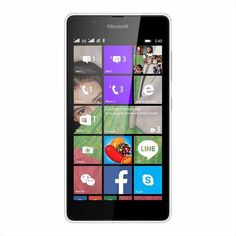 Microsoft Lumia 540, 8GB (White)