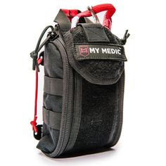 Survival Gear Systems MyMedic Shield First Aid Kit - 01 Survival Supplies, Survival Tools, Survival Prepping, Camping Survival, Survival Quotes, Wilderness Survival, Best First Aid Kit, Tactical Medic, Tactical Knives