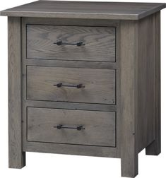 Amish Heirloom Mission Three Drawer Nightstand Mission style furniture like the Amish Heirloom Mission Nightstand never loses its appeal. Balance the decor of your bedroom with these solid wood nightstands. Amish Furniture, Diy Pallet Furniture, Solid Wood Furniture, Furniture Ideas, Wood Bedroom, Bedroom Furniture, Bedroom Ideas, Shoe Rack Living Room, Mission Style Furniture