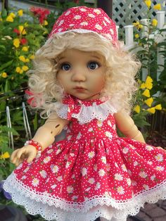 Bitty Baby, Little Darlings, Vintage Dolls, Doll Clothes, Flower Girl Dresses, Spaces, Wedding Dresses, Handmade, Outfits