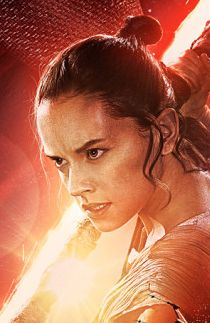 "Which ""Force Awakens"" character are you? I got Rey.No matter what you get, may the force be with you...always."