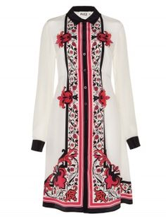 Temperley Russian folkloric dress - how to do folkloric fashion without looking like Heidi at http://boomerinas.com/2013/03/how-to-do-folkloric-fashion-without-looking-like-heidi/