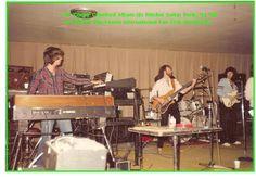 Rainbow rehearsals 1982