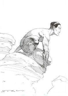 Namor by Esad Ribic