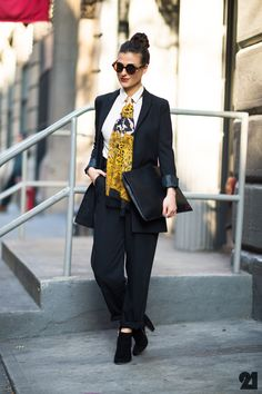 Street Style: The perfect workwear, with Forever 21 pieces?!