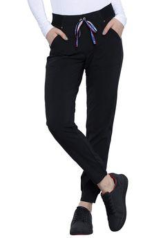 Joggers, Sweatpants, Jogger Pants, Katie Duke, Black Scrubs, Cherokee Scrubs, Black Jeans, Scrub Pants, Women Pants