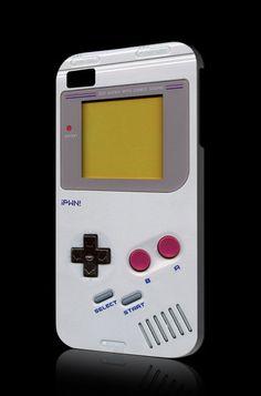 GameBoy iPhone 4 Case