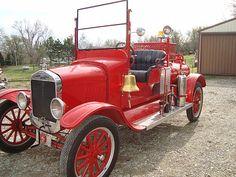 1927 Ford Firetruck