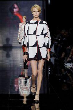 Giorgio Armani Does Shorts for Couture - Fashionista