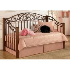 Wyatt Daybed With Link Spring 429-DAYBED