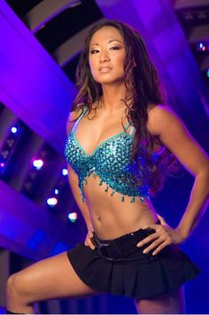Beautiful Women of Wrestling: TNA: Gail Kim