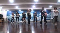 SNSD - The Boys (Practice Room Ver.)