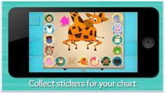 Captura de Herd Absurd (app para niños)