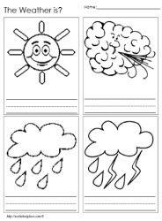 c1 week 22 weather worksheets more prek green worksheets