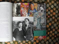 "#Kaffe Fassett talks about his parents in his book, ""Dreaming in Colour."""