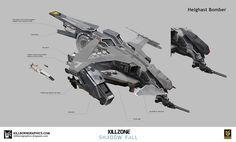 Killzone concept art