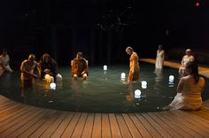 "OU Theater Makes A Splash With ""Metamorphoses"""