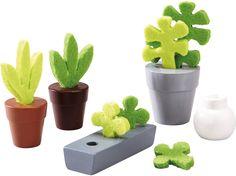 Little Friends – Puppenhaus-Zubehör Blumen & Pflanzen