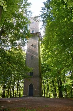 Uitkijktoren, Belvédère, Sonsbeek, Arnhem, The Netherlands