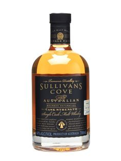Sullivan's Cove 2000 Bourbon Cask Australian Single Malt