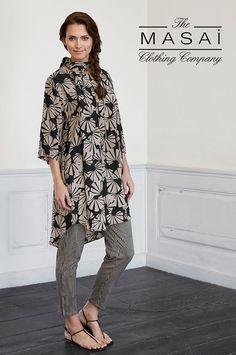 Masai Ladies Clothing & Myrine Antwerp Fashions at Bijoux & Willow of Bath