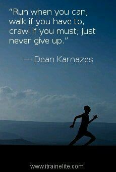 Run, walk, or crawl motivation - For great motivation, health and fitness tips, check us out Fitness Motivation, Fit Girl Motivation, Running Motivation, Fitness Quotes, Quotes Motivation, Running Workouts, Running Tips, Trail Running, Running Humor