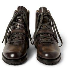 Berluti - Brunico Venezia Leather Boots
