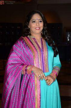 Geeta Kapoor | Govinda at the launch of Zee TV's 'Dance India Dance Super Mom' Photo #317