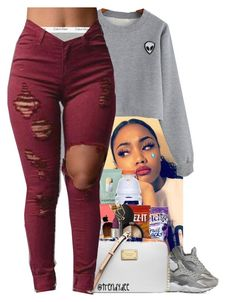 """""""Took this out of my drafts ♀️"""" by liveitup-167 ❤ liked on Polyvore featuring Clinique, Calvin Klein Underwear and NIKE"""
