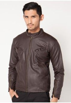 Pria   Pakaian   Outerwear   Jaket   Hoodies   Crows Denim - Jaket Bikers  Style 5604fde711