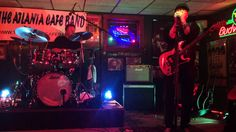 "The Atlanta Cafe Band ""Mewie"" @ Bernie's in Chester NJ."