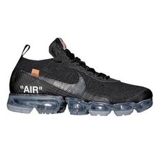 91f2f0a10c2 Here s an early look at two new virgil abloh x Nike Air VaporMax colorways.  The black pair is set to release March while the white pair is releasing  April ...