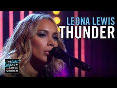 """Leona Lewis apresenta """"Thunder"""" em talk show #Música, #Novo, #NovoSingle, #Show, #Single http://popzone.tv/leona-lewis-apresenta-thunder-em-talk-show/"""
