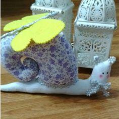 #salyangoz #snail #bezbebek #handmade #gift #tildatoy #tildatoy #fabrics #tilda